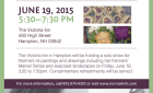 Norma Torti Art Show June 19th