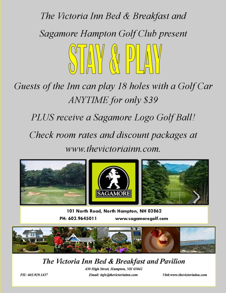 Stay Play Golf Special