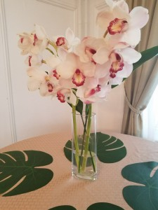 Orchid Center Piece